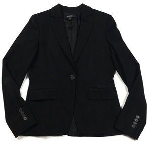 Brooks Brothers Classic Fit Wool & Silk Blazer